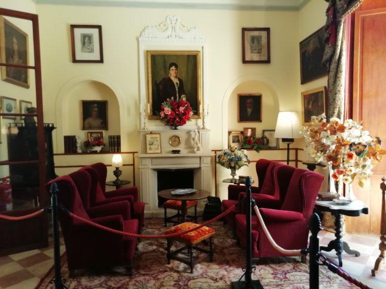 Els Calderers - La chambre de la dame de la maison