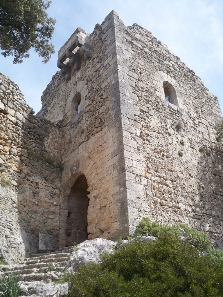 castillos roquers de Mallorca